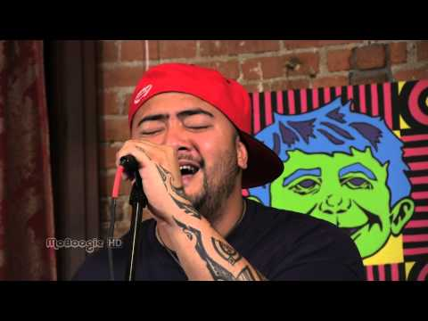 J BOOG - Ganja Farmer - acoustic MoBoogie Loft Session