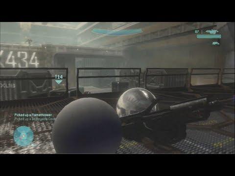 """Halo 3 Hidden Content - """"My Balls"""""""