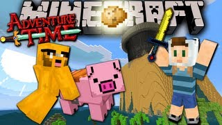 Minecraft: Adventure Time with Jake! The Lost Potato - Ep.1 - Prison Break