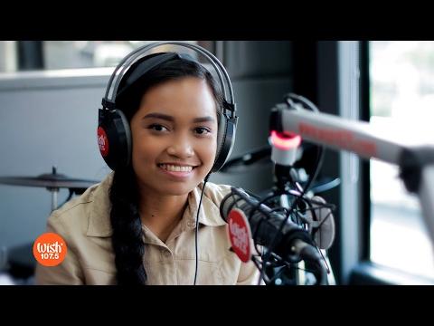 "Joylaine Canonio slays ""Akin Ka Na Lang"" (Morissette) LIVE on Wish 107.5 Bus"