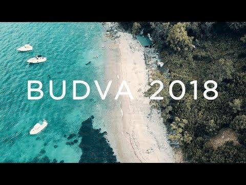 Montenegro Budva 2018  |  4K TRAVEL VIDEO
