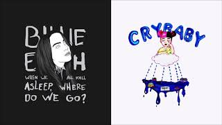 "Billie Eilish & Melanie Martinez – ""all the cry babies go to hell"" (Mashup)"