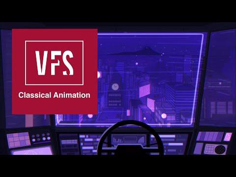 Planet Z - Vancouver Film School (VFS)