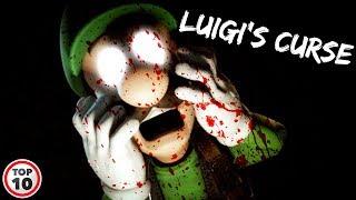 Top 10 Luigi Creepypastas You've Never Heard