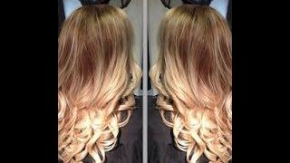 покрасить волосы омбре в домашних условиях быстро и дешево How To Make Ombre Hair Part 1(покрасить волосы омбре в домашних условиях быстро и дешево Loreal Feria-Platinum extreme Loreal Feria- B61 vk.com profile ID257111896., 2014-06-09T21:10:37.000Z)
