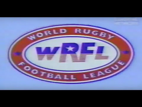 WRFL (World Rugby Football League) promo show 1994