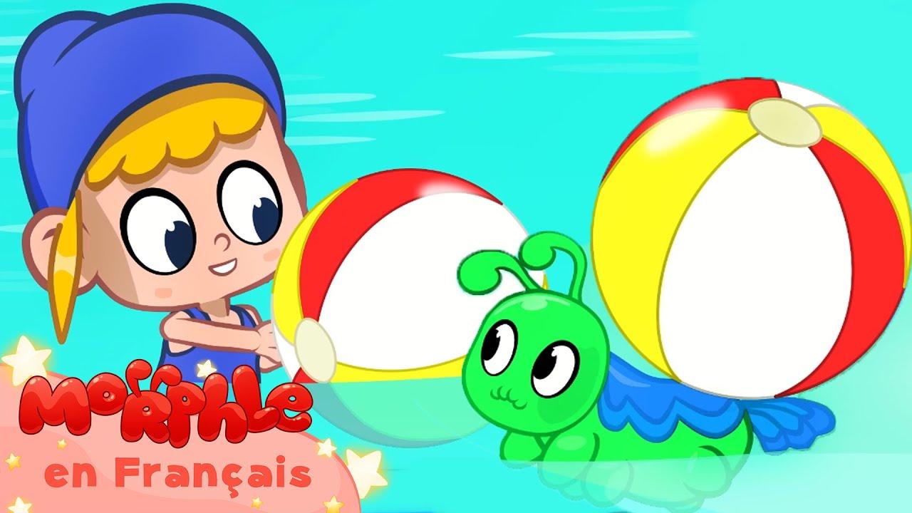 Morphle en Français | Jouer avec Aqually | Morphle TV | Dessins Animés Pour Enfants