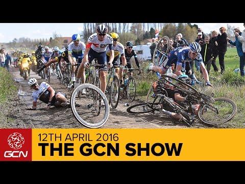How Did Peter Sagan NOT Crash At Paris-Roubaix?! | The GCN Show Ep. 170