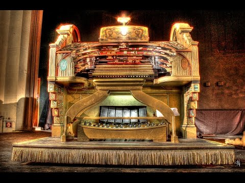 The Mighty Wurlitzer! (7 Great Songs In This Musical Video Album + Others!) 1080p