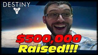 destiny community raises 500 000 for st jude s children s hospital charity