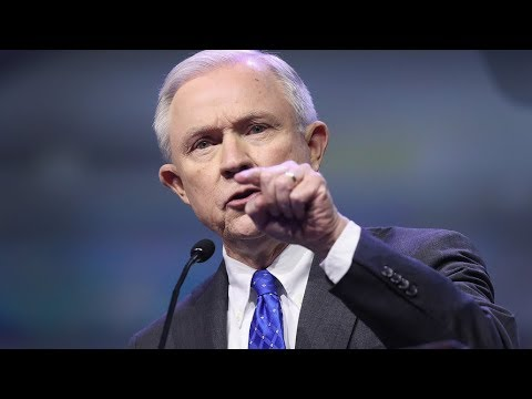 WATCH: AG Jeff Sessions delivers IMPORTANT Speech at police convention in Nashville on Rule of LAW