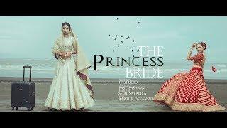 The Princess Bride | Designer Bridal Shoot of Fast Fashion.