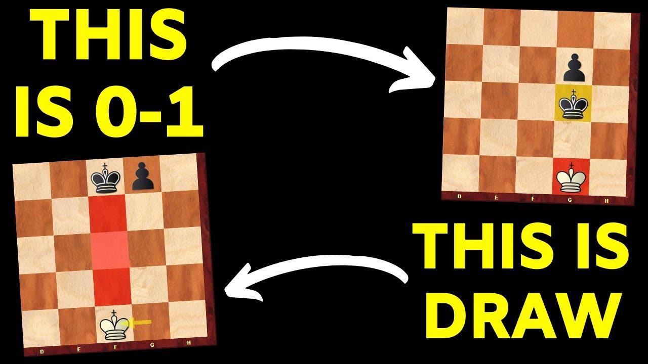 Easy Endgames that People MESS UP - Endgame Concepts, Ideas & Principles