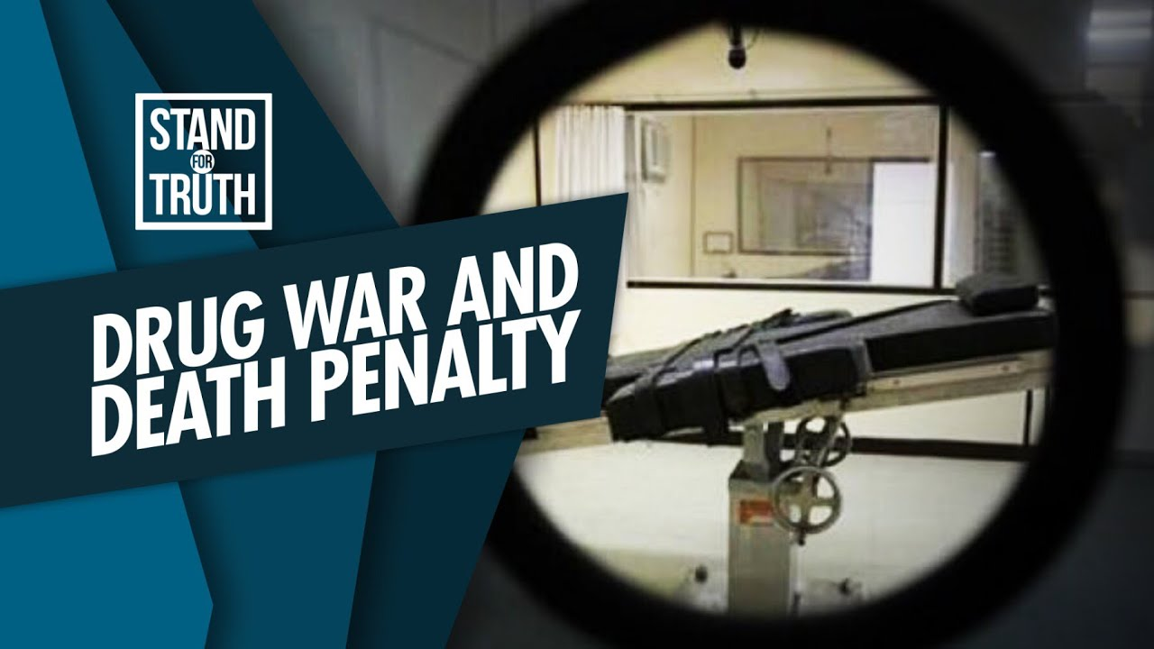 Stand for Truth: Death penalty, solusyon nga ba kontra droga?