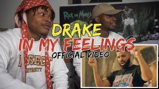 Drake - In My Feelings - REACTION