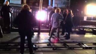 Keith Lemon Taking HIs Pants Off on the city centre street in BELFAST So funny 2012 part 1/2