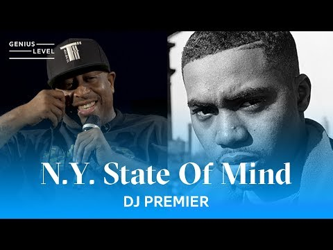 """DJ Premier Remembers The Night Nas Recorded """"N.Y. State of Mind"""" In One Take 