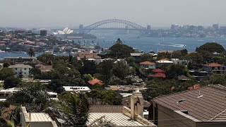 Australia Economy Shrinks as Recession Looms