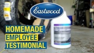 Homemade Employee Testimonial - Tru-Flate 4 All Rubber Lubricant - Must-Have for Changing Tires