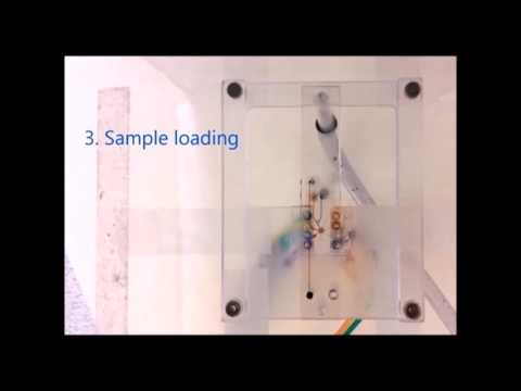 A fully automated microfluidic micellar electrokinetic chromatography analyzer for organic ...