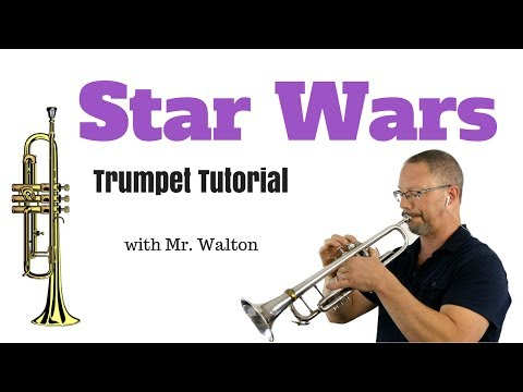 How to Play STAR WARS on TRUMPET