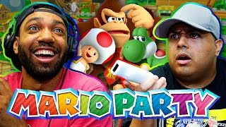 WE'RE THROWING THE BIGGEST PARTY OF THE YEAR - [MARIO PARTY 10]