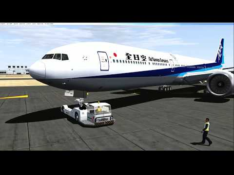 【FSX2016】 Hello from the cockpit. CYYZ(TORONTO)⇒KJFK(NEWYORK)