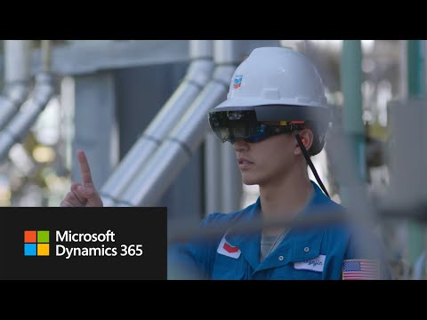 News: Microsoft Fuels Efficiency at Chevron with Remote Assist App for HoloLens