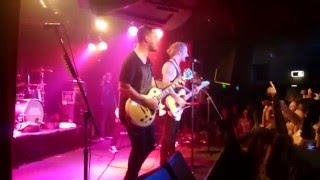 We The Kings - Check Yes Juliet (Live Corner Hotel, Melbourne 28/2/16)