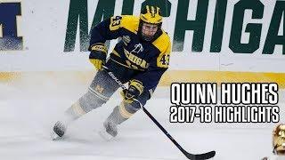 Quinn Hughes | 2017-18 Highlights