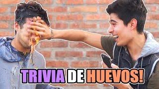 TRIVIA DE HUEVOS!