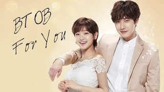 Download Video Nightcore - BTOB - For You (Cinderella and four knights OST) + lyrics   Nightcore French MP3 3GP MP4