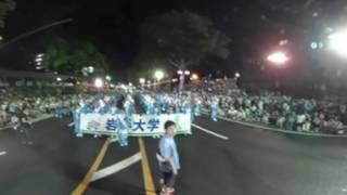 360°  journey  |Morioka Sansa Odori Dance Festival 2016
