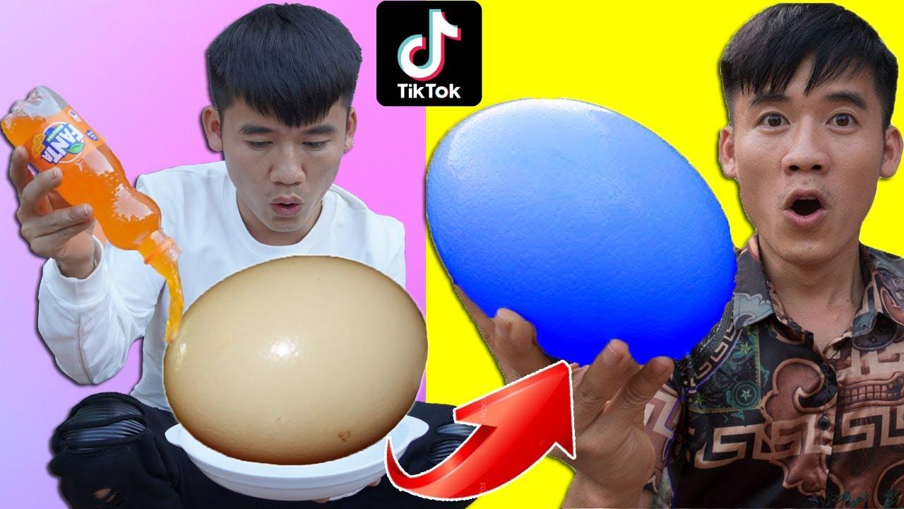 Download Hưng Troll   THỬ THÁCH LÀM THEO NHỮNG VIDEO TRIỆU VEW TRÊN TIKTOK PHẦN 6   Biến Quả Trứng Thành Xanh