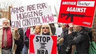 Gun Control Finally on the Table? (with Cliff Schecter)