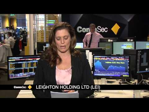28th July 2014, Investor Snapshot: Leighton Holdings Ltd (LEI) faces mixed results