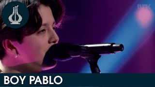 Boy Pablo - Feeling Lonely   Spellemannprisen 2018