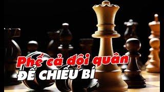 Dạy cờ vua: Tuyệt kỹ khai cuộc chiến thắng thần tốc: Gambit Đan Mạch