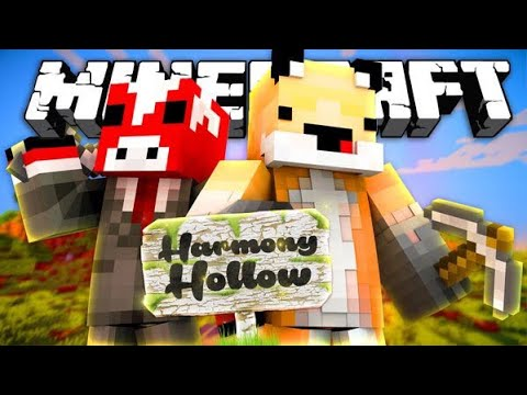 DUNGEON GONE WRONG.... W/Jack - Minecraft Harmony Hollow SMP S 2 EP 24