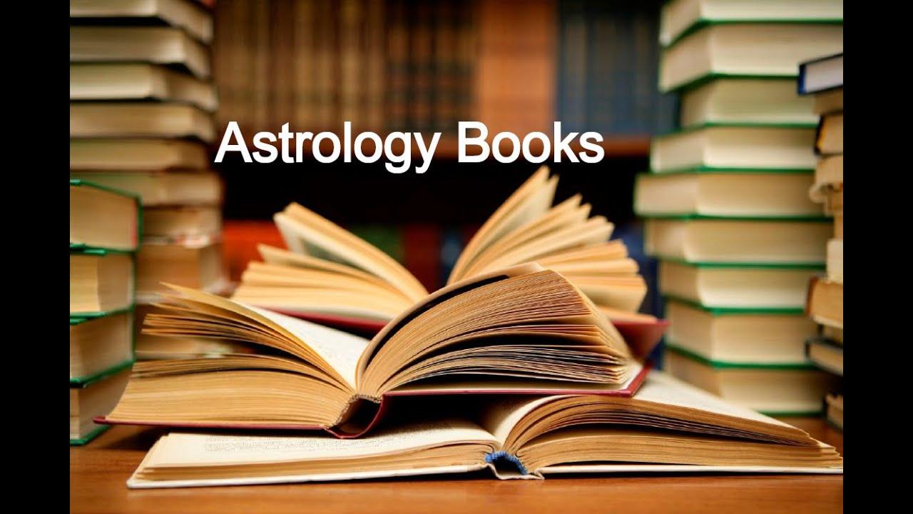 Jyotish : Astrologer Sidharth on Astrology Books
