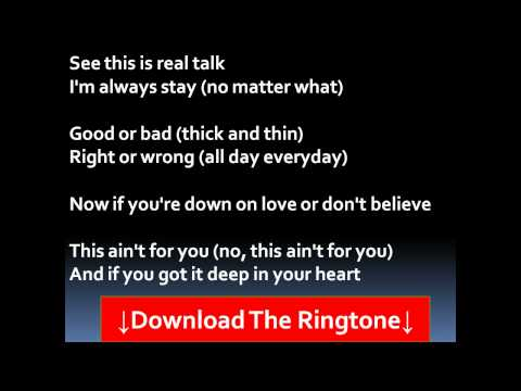Mary J. Blige - Be Without You Lyrics