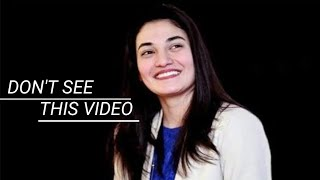 "MUNIBA MAZARI HOW TO OVERCOME HER ACCIDENT? """"LIFE CHANGELING MOTIVATINAL SPEECH,,,,EVERYONE SHOULD"