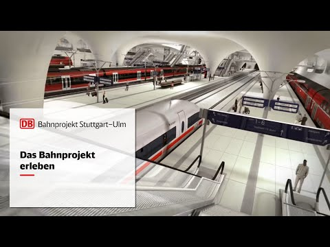 "Stuttgart 21 / Bahnprojekt Stuttgart Ulm: MotionRide ""Ein Blick in die Zukunft"""
