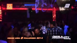 Discothek Jansen-Party House Club Halloween mit DJ Benny & LaneCryspo