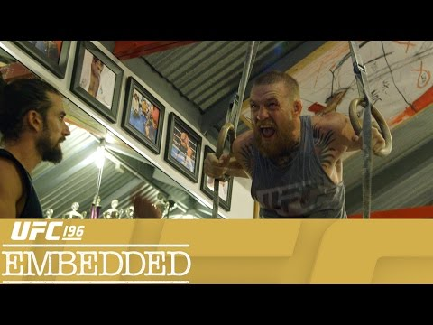 UFC 196 Embedded: Vlog Series - Episode 1