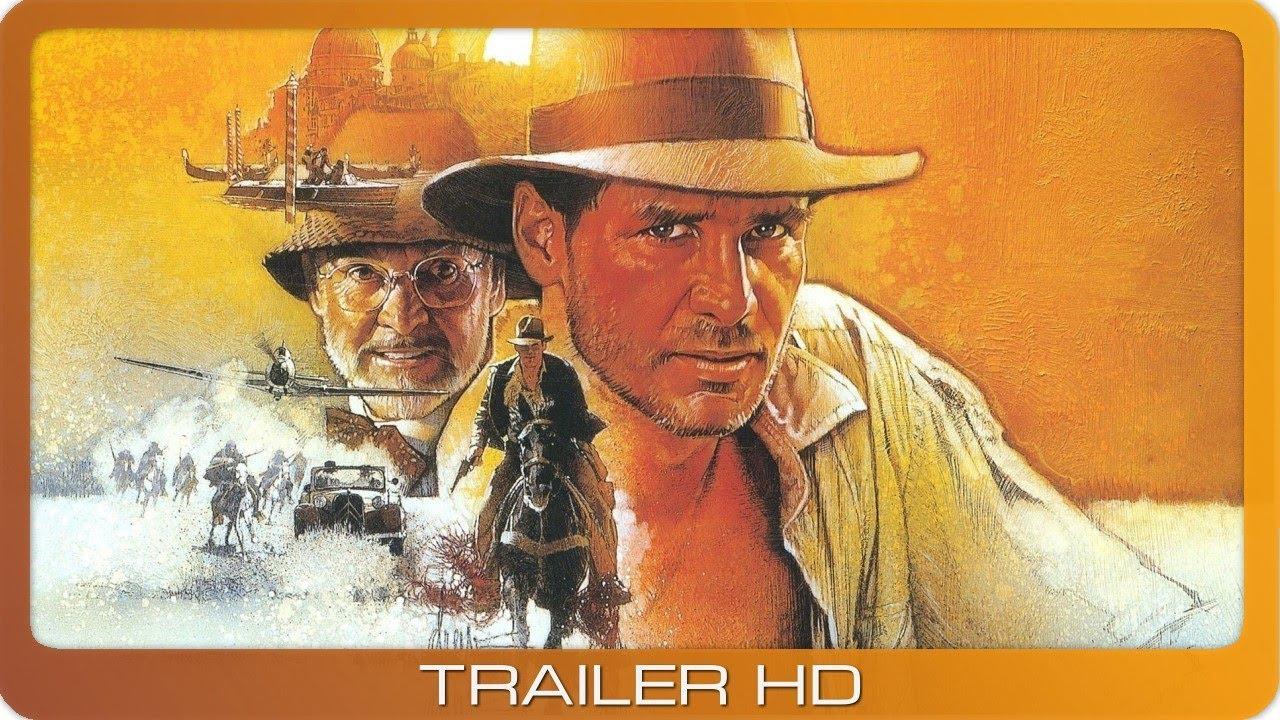 Indiana Jones und der letzte Kreuzzug ≣ 1989 ≣ Trailer