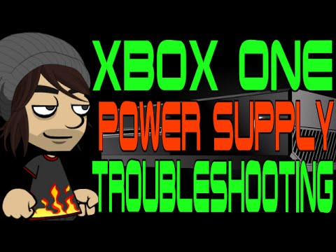 XBox One Power Supply DisassembleCleaning Doovi