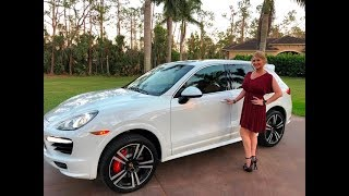 SOLD!!!!! 2014 Porsche Cayenne Turbo S, 1 Owner, 17K Miles, for sale by Autohaus of Naples