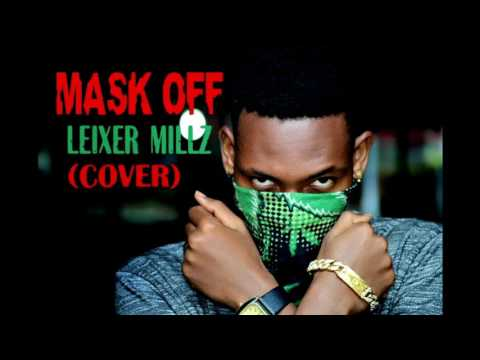 FUTURE- MASK OFF COVER BY LEIXER MILLZ