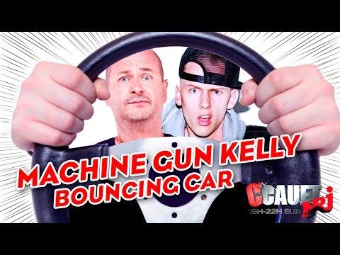 Cauet et Machine Gun Kelly font du...
